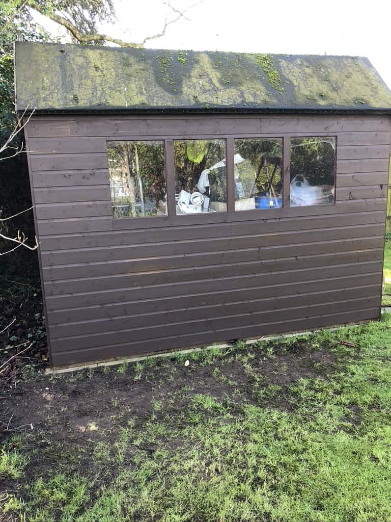 Shed Painting 1