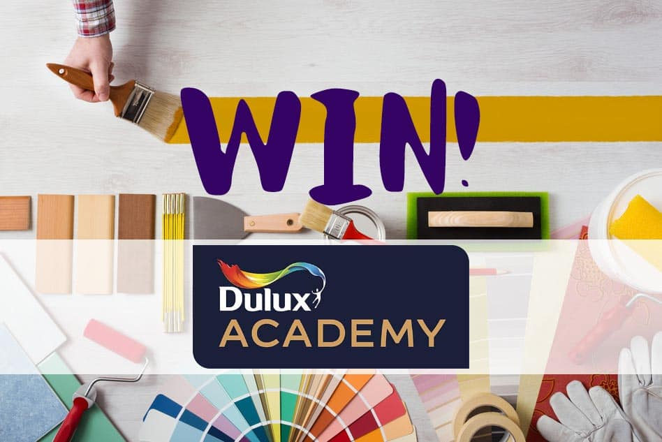 win-a-dulux-academy-course-with-p&d-news!