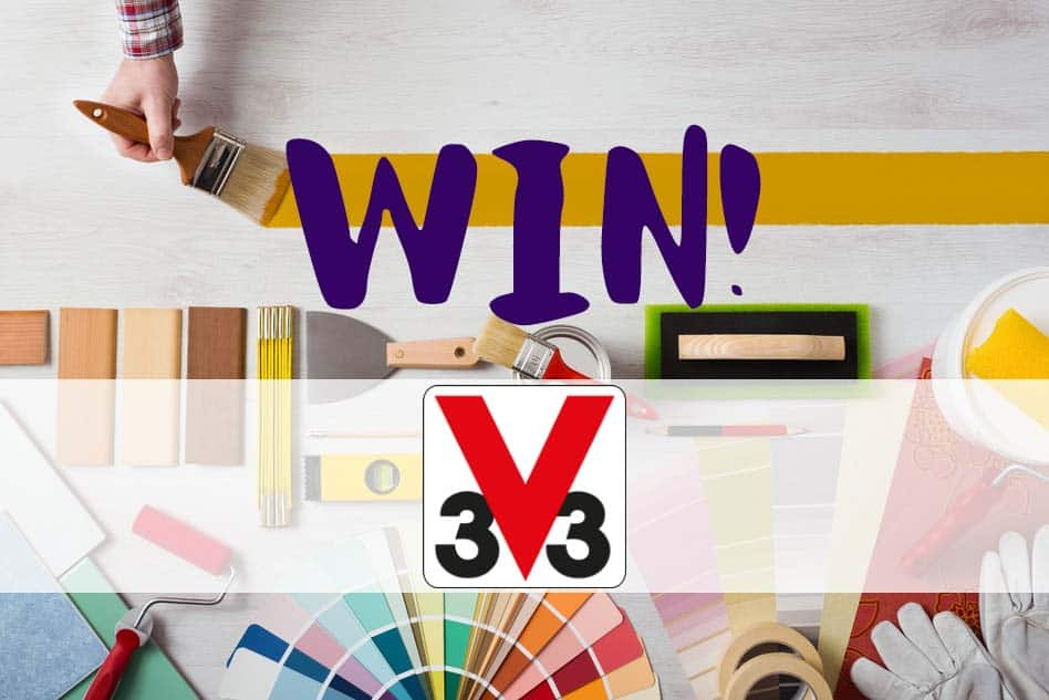 win-1-of-3-v33-multi-surface-renovation-white-paint-bundles-with-p&d-news!